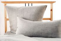 Pillow Cover SIEG 100% Linen Anthracite var. Sizes