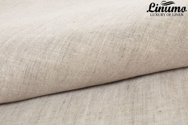 Bedding Set ELBE 100% Linen US Sizes Twin Queen King natural