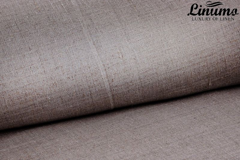 Bedding Sheet DONAU 100% Pure Linen Grey 150x250cm