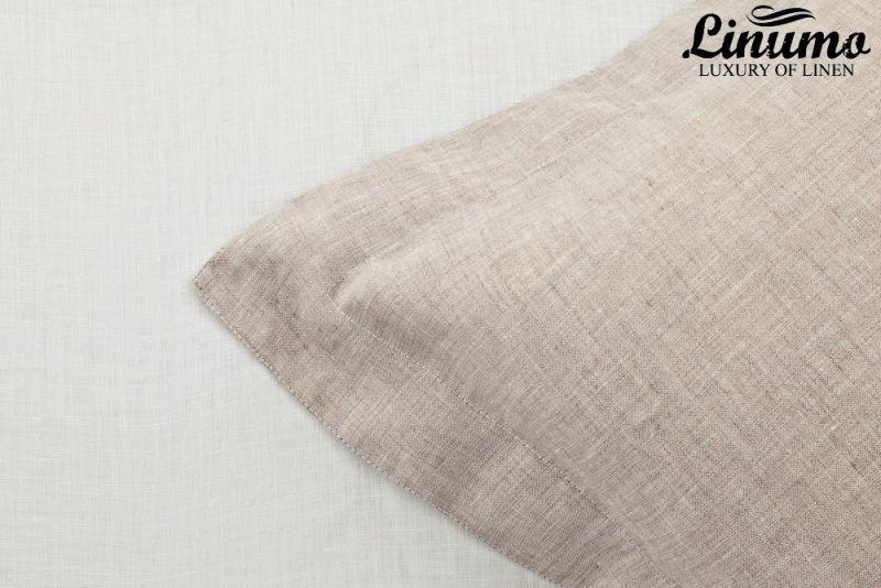 Pillow Cover ELBE 100% Linen natural Different Sizes