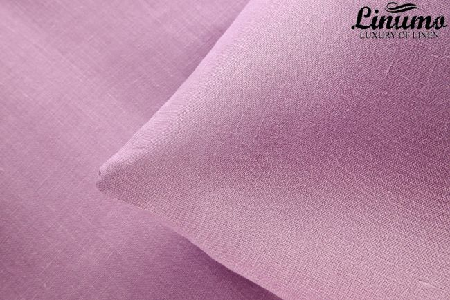 Pillow Cover FULDA 100% Linen Purple Different Sizes
